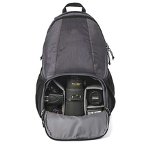 China Supplier New Fashion Canvas Photo DSLR Camera Backpack