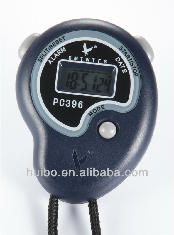 Professional LCD q q digital stopwatch