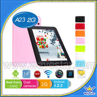 Colorful Dual Core micromax touch tablet with sim card