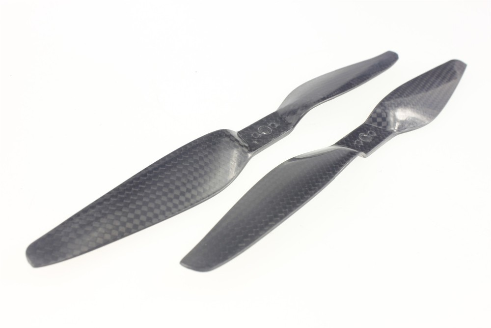 F06788 9x5.5 T-Series 3K Carbon Fiber Propeller CW CCW 9055 CF Prop Prop For Tiger T-Motor Multicopter Quadcopter FPV DIY