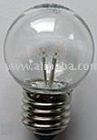 LED light with visible Led`s