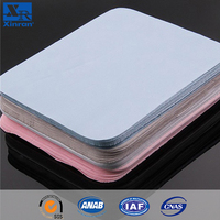 Microfiber Solid Glass Cleaning Cloth