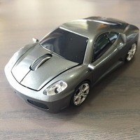Classic Car Shape Wireless Sports Car Wireless Mouse 2.4g