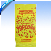 Microwave popcorn/wheat/beans paper bag