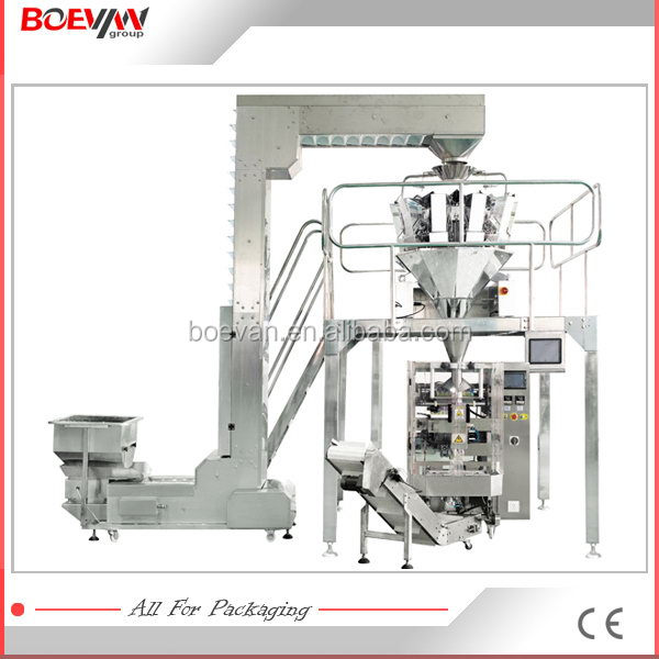 Promotional new packaging machine for roasted peanuts
