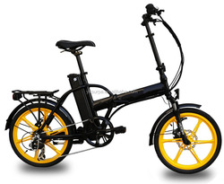 20inch 250w lithium battery foldable electric bike/folding electric bicycle/folding cheap mountain ebike