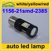 super bright auto led lamps car backup light 1156 21SMD 2385