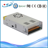 2015 hot promotional 360w power supply 12v 30a transformer rca cvbs to vga converter