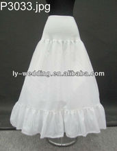 2014 hot fashion lady wedding petticoat