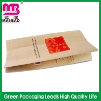 wide selection food kraft paper package bag fried chicken bag