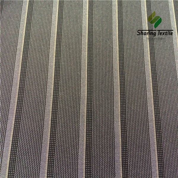 Wholesales Shadow Stripe Lining Fabric/Horizontal Stripe Lining Fabric/190D 210D Stripe Fabric