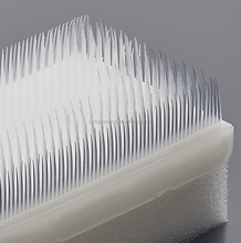 Disposable medical surgical nail brush