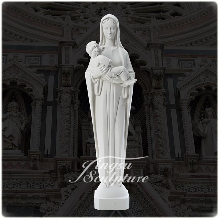 Religious decoration life size virgin mary statues
