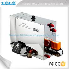 TOLO factory supply steam room machine/used steam generator for sale/sauna generator