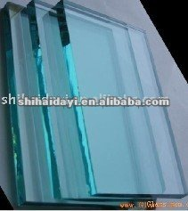 25mm thick glass