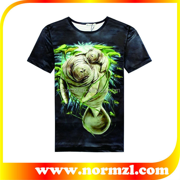 Hot Selling Short Sleeve New Model Men's T-Shirt