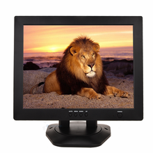 Bezel-free 12 Inch LED Monitor with Stable Stand