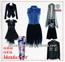 china clothing manufacturing company ladies' high fashion womens clothing