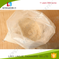 china supplier new polypropylene packaging bag,plastic packing pp woven sack, rice packing bag 25kg