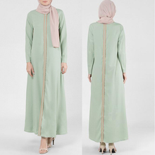 Fashion moden kebaya baju long sleeve muslim dress