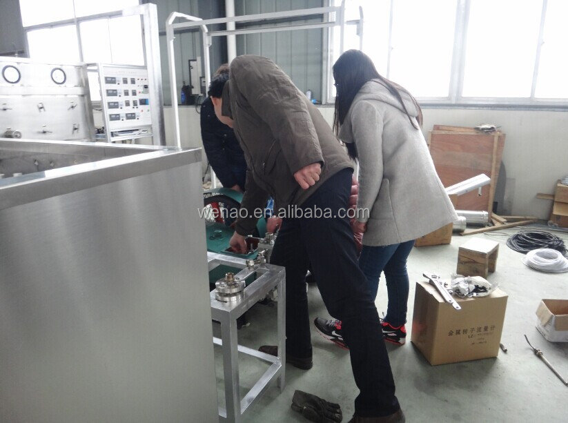 100% Quality warranty extracting tank Herbs extractor