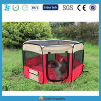 Folding Ventilate Large Portable Pet Tent For Dogs