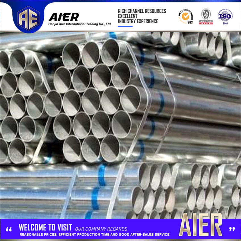 trade mile schedule 40 pipe size chart made in china galvanized steel pipes dn40