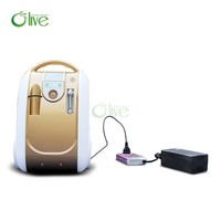 Portable Breathing Machine/Portable Rechargable Oxygen Concentrator/Battery Powered Portable Oxygen Concentrator