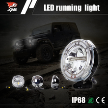 Alibaba best sellers Jeep OEM LED headlight 12v 7 round 75watt auto led