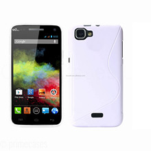 for wiko rainbow white s line case tpu case high quality factory price