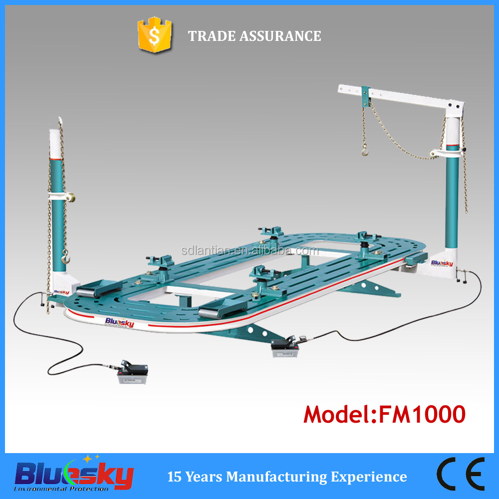 China supplier car chassis straightening/auto body collision repair