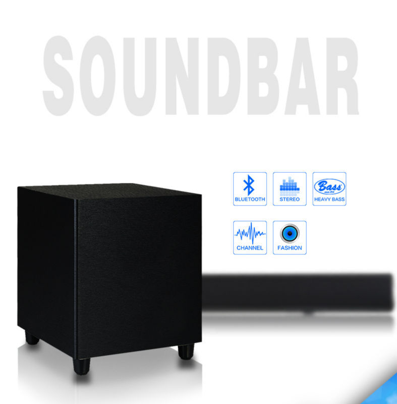 CHEAP BLUETOOTH TV SOUNDBAR WITH MAXXBASS SURROUND SOUND AND PERFECT QUALITY, BEST FOR HOME THEATER MUSIC SYSTEM