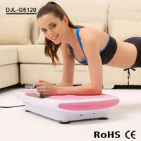 Extra Large Display Vibration Plate Machine