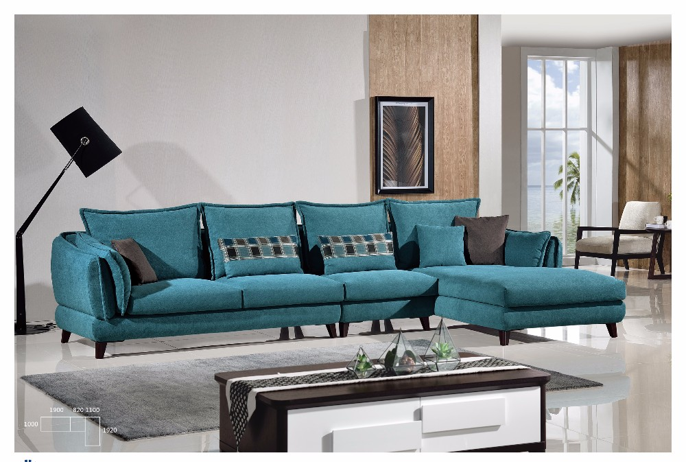factory direct sale sectional sofa cum bed living room furniture