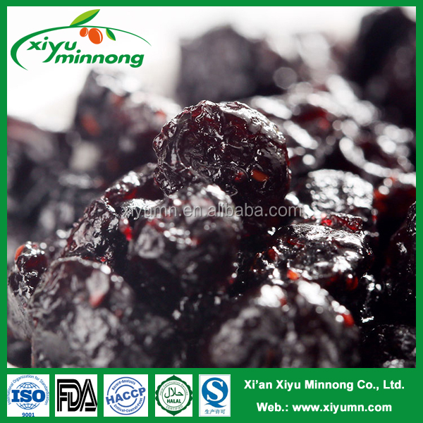 organic dried sweet fruits jumbo size dried blueberry/ blueberries