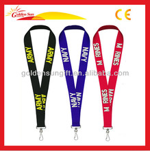 Promotional Custom Evod Battery Necklace Lanyard