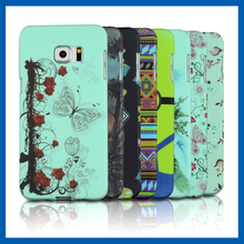 C&T Flower TPU Design Soft Rubber Case Cover Accessory for Samsung Galaxy S7