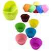 OEM New Design Home & Garden Silicone Cake Tools Muffin Folding Cup