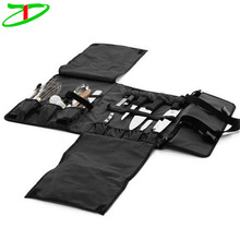 2017 China wholesale new products chef knife roll bag set bags, promotion chef knife bag