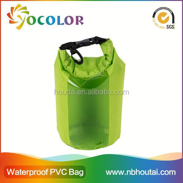 Newest Design Pvc Waterproof Waist Pack Dry Bag for outdoor sports