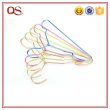 wholesale wire metal velvet coat hangers