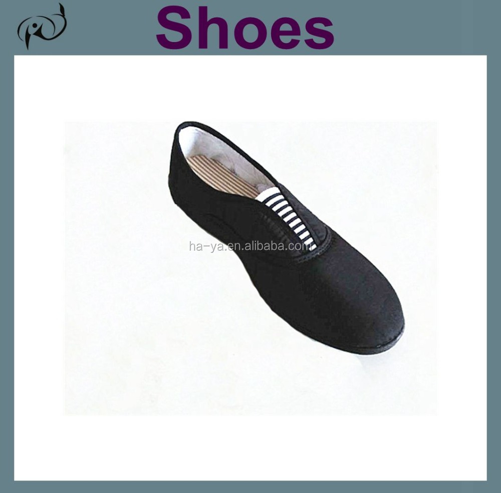 Newest design cloth material service shoes pakistan