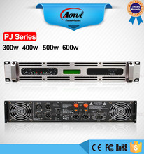 Factory hifi 400 watt 2 channel transformer PJ-2000 power amplifier price in india