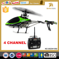 Attractive gift remote control toys for kids 4ch helicopter