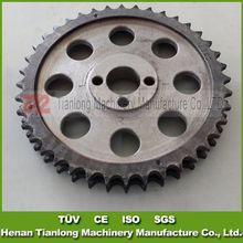 45# steel material c45 carbon steel sprocket machinery manufacturers