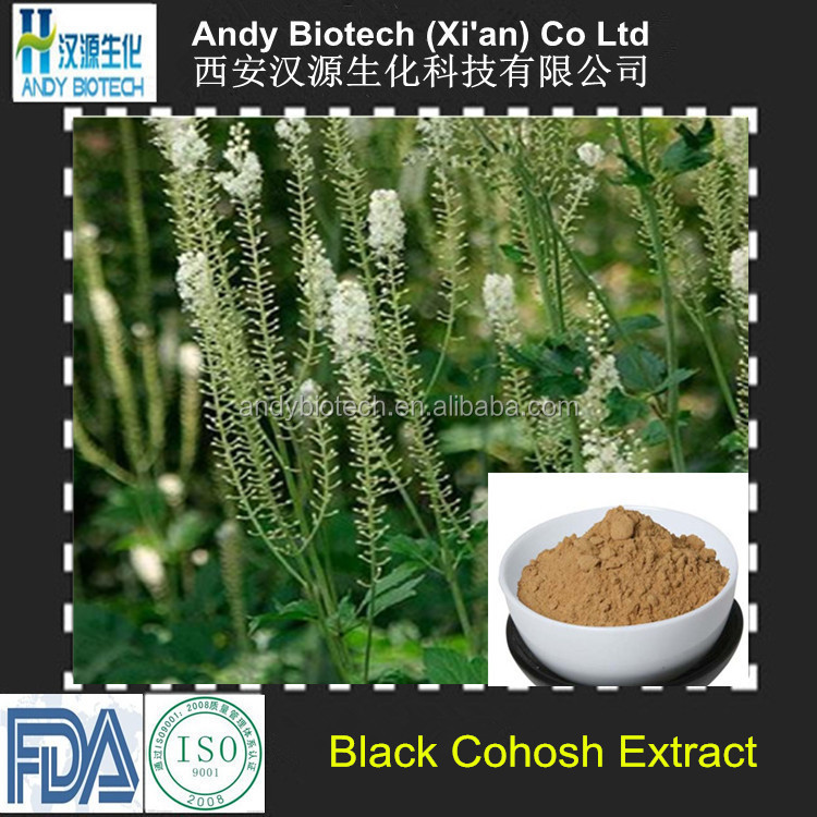 10:1 100% Natural Black Cohosh Root P.E