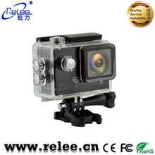 hot-selling action camera ultra 4K HD fisheye lens waterproof sports camera WiFi remote control video recording camcorder