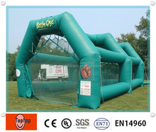2016 Most Challenging Inflatable Batting Cage