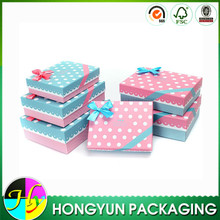 handmade luxury paper gift box wedding, wedding favor box