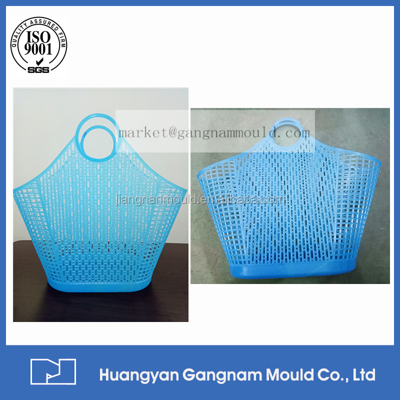 Competitive price high quality factory directly produce handle basket mould